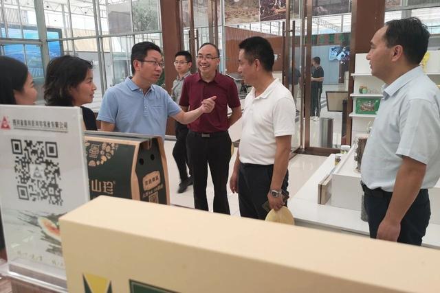 四川省文化旅游厅调查青川乡村旅游