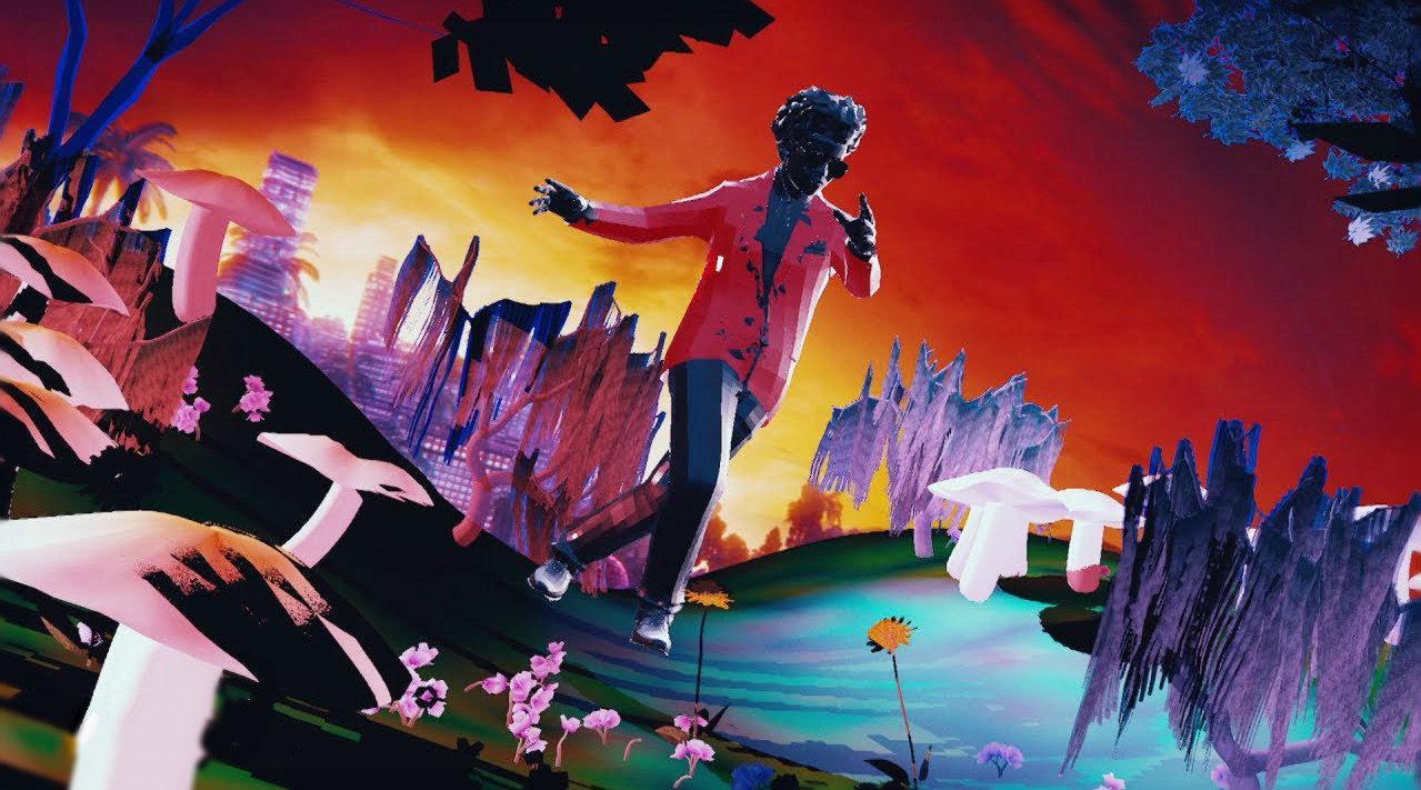 Calvin Harris 联手 The Weeknd 新单 Over Now MV首播