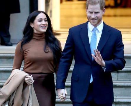 梅根·马克尔:我很高兴我逃脱了那个皇室家族
