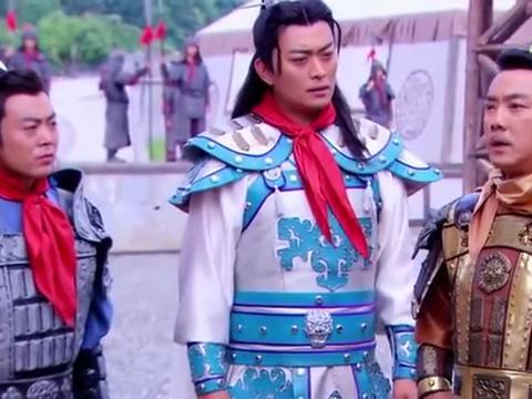 薛仁贵不能忍了,为赛西施报仇,生擒敌军元帅