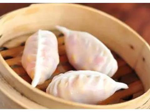 鲜香玉米饺,肉碎烩节瓜,清炒苦瓜,香茹炒豆芽的做法