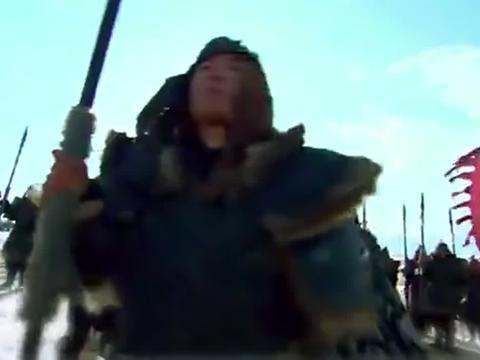 乔峰只身闯入敌营,如入无人之境,直接生擒敌军主帅,太帅了!
