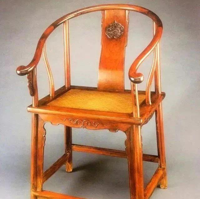 【收藏】当下幸存的明式圈椅大全,无法超越的经典!