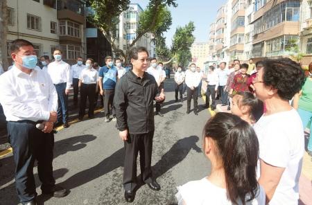 全省城市工作会议在晋城召开 楼阳生出席并讲话