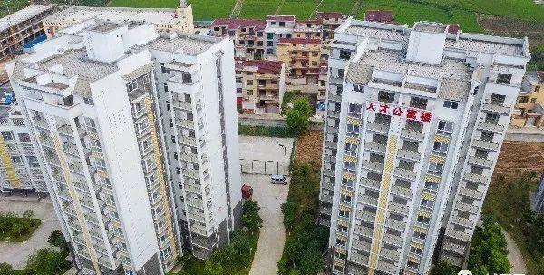 """城固96套精装修出租屋实现""""住在包里"""""""