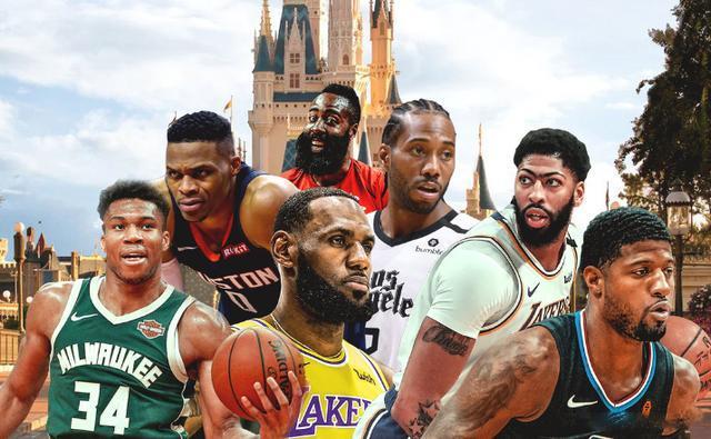 今年对于NBA来说注定是将被历史铭记的一年,先是疫情,接着又是BLM运动