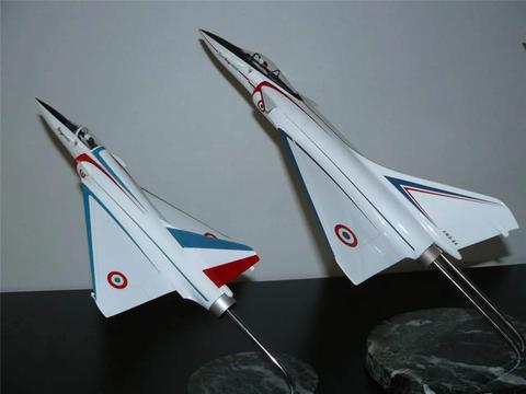 它曾是法国幻影家族的一员,性能可与F15对抗,为何会被放弃?