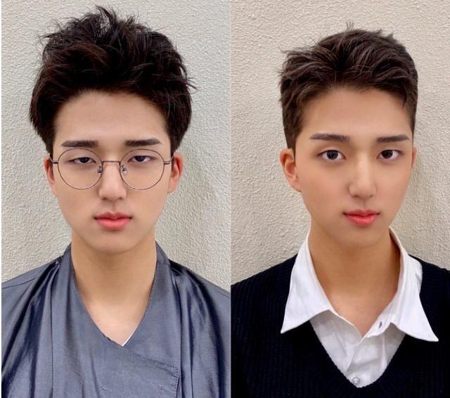 男发别乱剪,选对发型,堪比整容,你也可以变型男