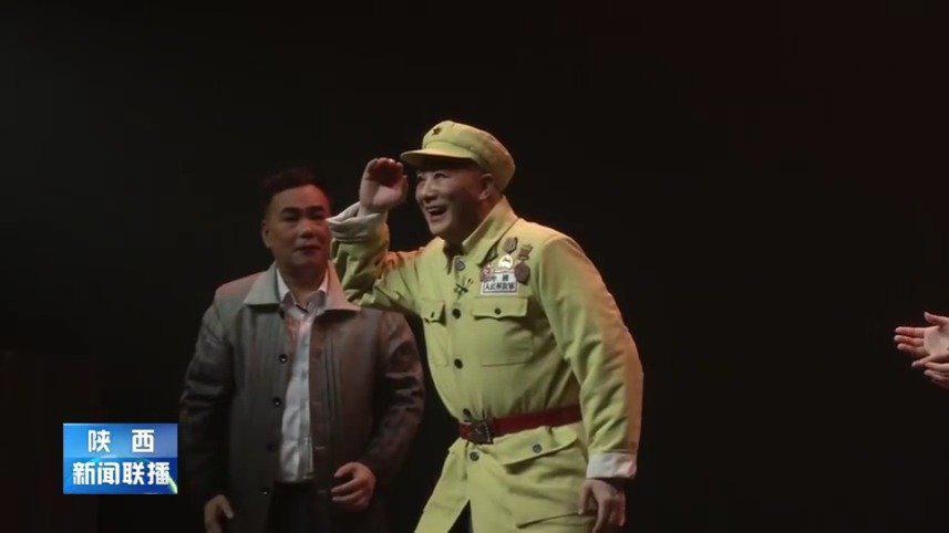 弘扬革命精神 传承红色基因——大型原创现代秦腔剧《张富清1948》