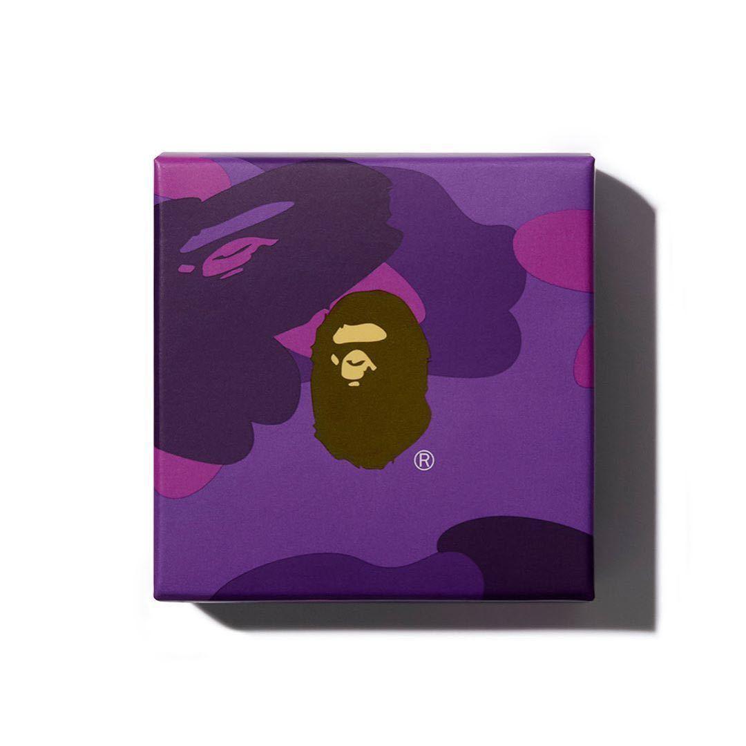 今年是亮骚紫色的 月饼礼盒🥮,吃完月饼还可以做个潮物收纳~
