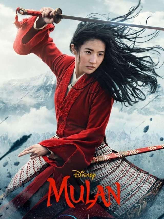 《花木兰》最新海报曝光,除了刘亦菲外,你还要知道这一点