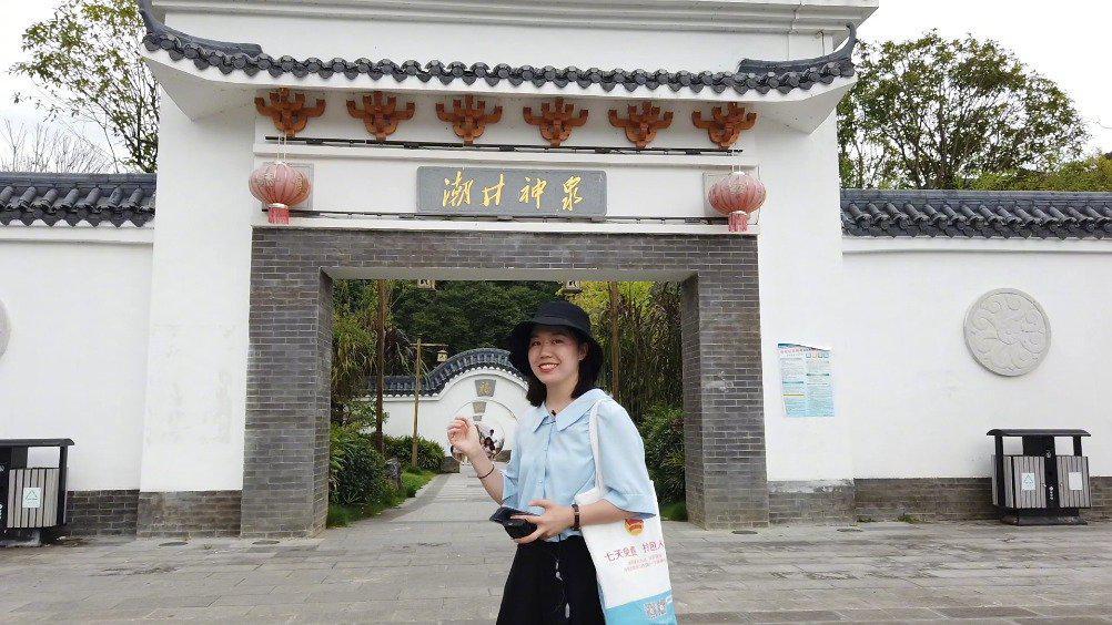 近日,位于贵州黔南长顺县的神泉谷景区……