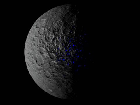 太阳系中一颗神秘的矮行星,竟然存在海洋,是否有生命存在?