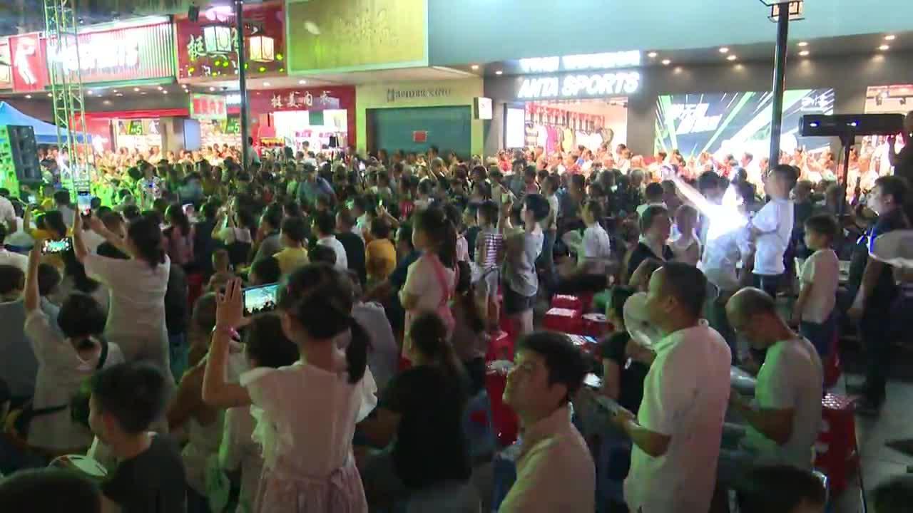 好看又好吃!广西兴安县第十二届桂林米粉节开幕