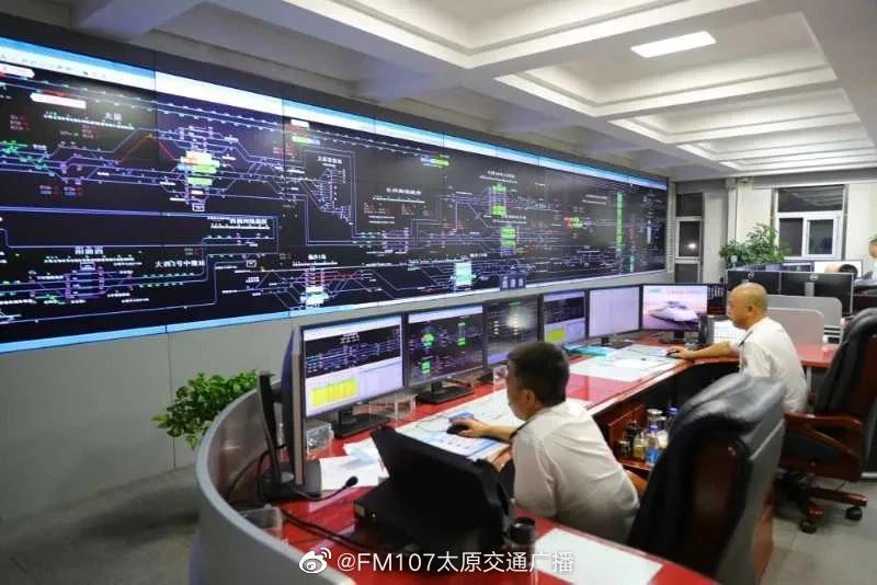 太焦高速铁路连接太原南站!8月30日6点.