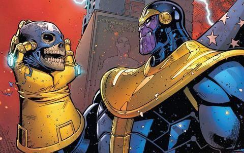 漫威复仇者漫画里最暗黑的一幕设定,美队等人沦为了浩克的食物!