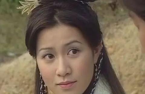 16年前:林心如好看,贾静雯好看,王艳也好看,不及图8古装样子