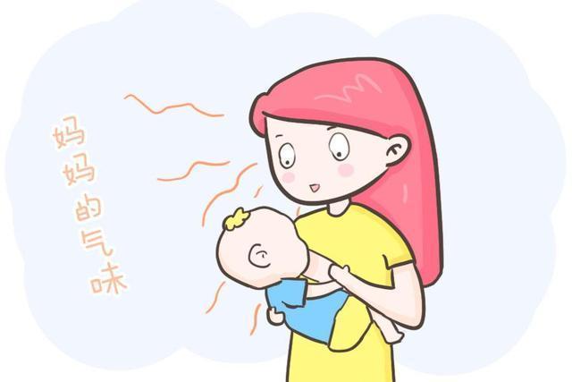 不同月龄的宝宝,其实是通过这些方式辨认妈妈的,看完心都要化了