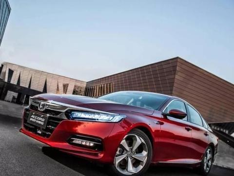 两年销量超45万,十代雅阁为何能寒冬中制霸中高级车市场?