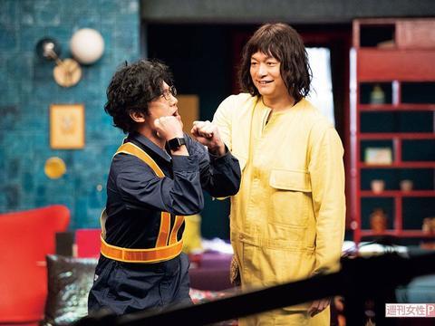 香取慎吾和稻垣吾郎暌违7年共演!潜入三谷幸喜电视剧的拍摄现场