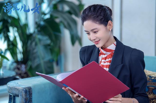 王媛可塑造新女性形象,新剧在央视黄金档开播后,广受好评