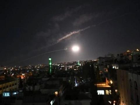 以军空袭叙政府军目标致2死7伤,以媒称死者包括外国人员