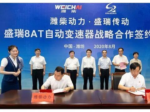 盛瑞传动刘祥伍:新盛瑞8AT将实现百万台产能落地