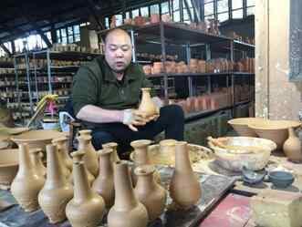 """神秘的中国黑瓷——建盏 福建""""建窑""""探寻"""