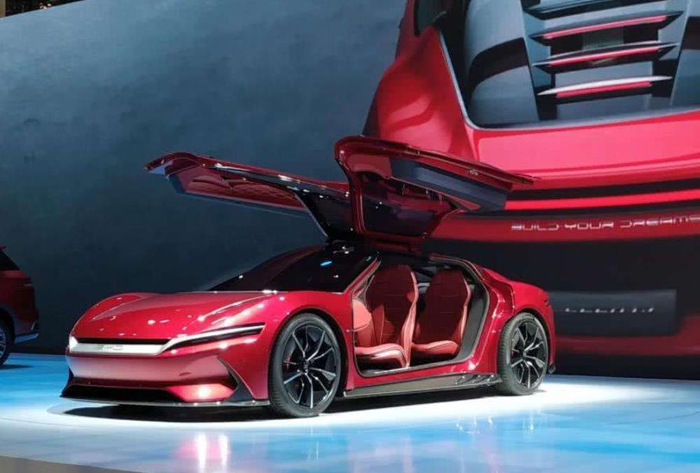 比亚迪的新能源车型都用我国历史的朝代来命名