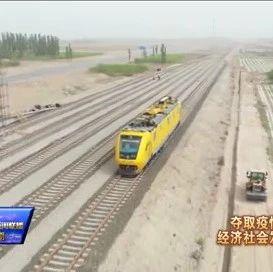 三师图木舒克市加速构建立体交通网