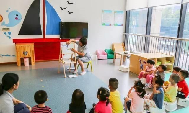从小早教和从不早教的孩子,入园后三方面差异,尤其要搞清重点