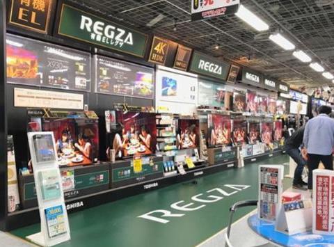 海信携手东芝实现王者逆袭,连续多月制霸日本电视市场