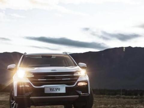 紧凑型入门级SUV,凯翼炫界仅5-8万元,越级征服后浪?