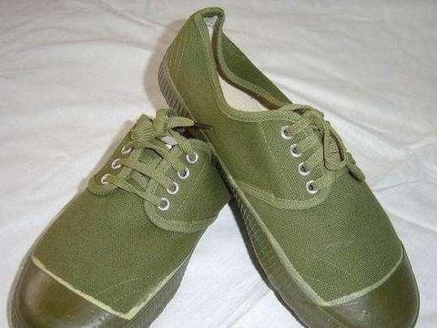 人生中第一双新解放鞋