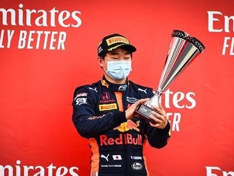 下一个亚洲F1车手呼之欲出,角田裕毅大概率明年升入红牛二队