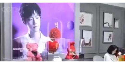 肖战携品牌登央视国际频道,打脸227粉销量差传言,平台科普好牛