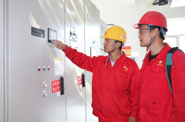 优化创新西气东输海源压气站设备 构筑冬