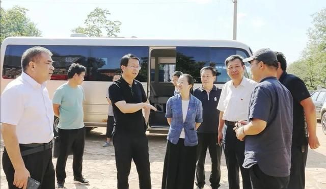 内乡县县长杨曙光率队考察农业、旅游、