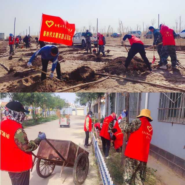 惠农区:新时代的文明实践为高质量增长聚