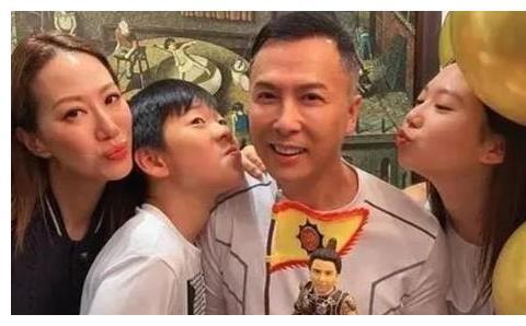 甄子丹:抛弃怀孕发妻梁静慈,对万绮雯说一生爱,却转头娶了汪诗诗