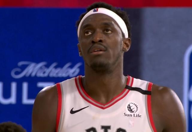 NBA季后赛继续进行,猛龙对阵凯尔特人G3的比赛正式打响