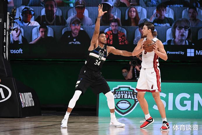 NBA季后赛雄鹿对阵热火,雄鹿全场被压住打,虽然他们一度追回比分