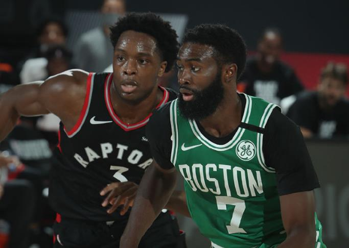 NBA东部半决赛G3,卫冕冠军猛龙大战凯尔特人