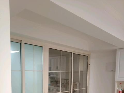 南京港宁园99平米,简约设计的三室一厅