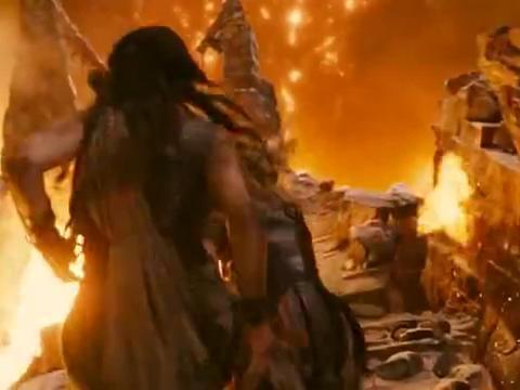 半人半神帅哥,救被困父亲宙斯,地狱魔王苏醒能否拯救