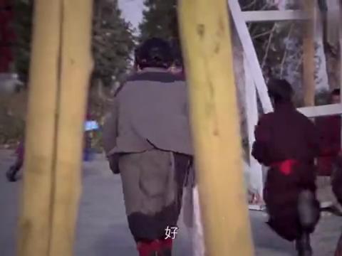 西藏秘密:扎西为了兰泽询问老师上学的问题,却正好碰见喇嘛闹事