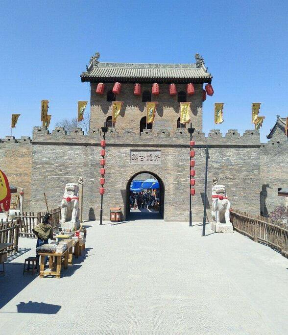 五星体育直播:阳曲被称为三晋第一城 青龙镇是晋商前往西出口的必经之路