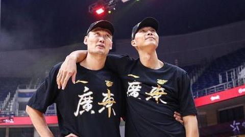 广州男篮已为范子铭、祝铭震等球员注册!朱芳雨能签约邹雨宸吗?