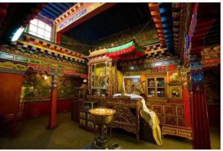2020想去中国拉萨旅游的景点:色拉寺,哲蚌寺,罗布林卡