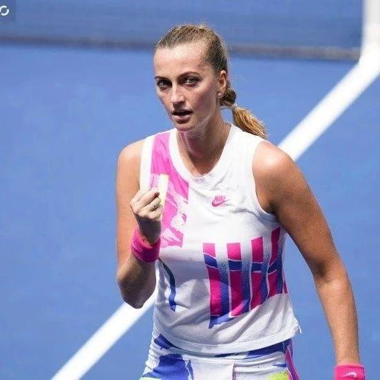 2020美网:科维托娃完胜佩古拉 时隔三年重返赛会16强